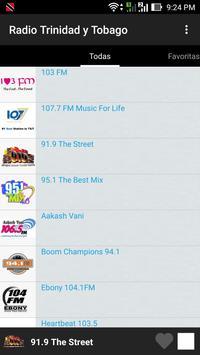 Trinidad and Tobago Radio screenshot 3