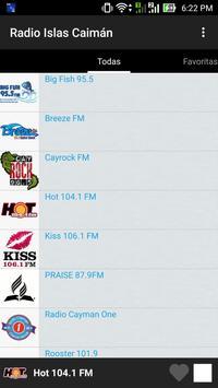 Cayman Islands Radio apk screenshot