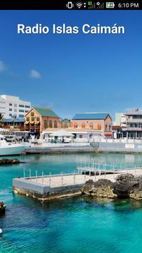 Cayman Islands Radio poster