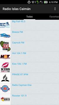 Cayman Islands Radio screenshot 1