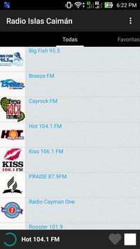 Cayman Islands Radio screenshot 2