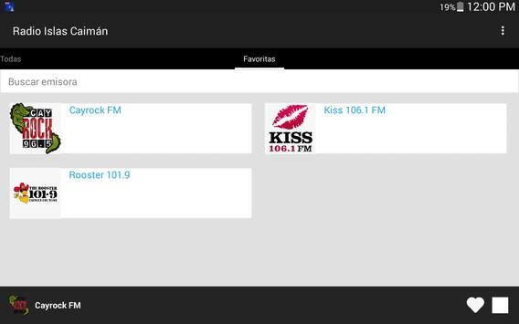 Cayman Islands Radio screenshot 8