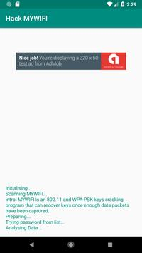 Free Wifi + connect Password Show New Pro prank apk screenshot