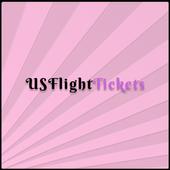 US Flight Tickets icon
