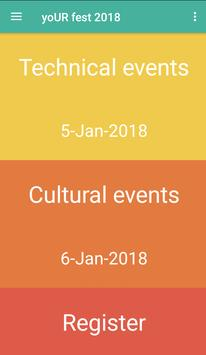 yoUR Fest 2018 apk screenshot