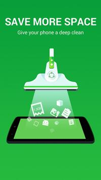 Poster CLEANit -  Boost,Optimize,Small