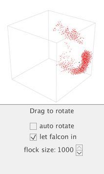 Starlings3D screenshot 1