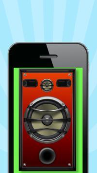 Headphone amplifier screenshot 1
