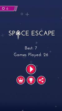 Space Escape poster