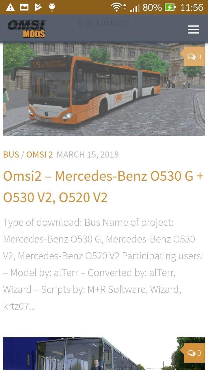 Omsi bus simulator para tablet