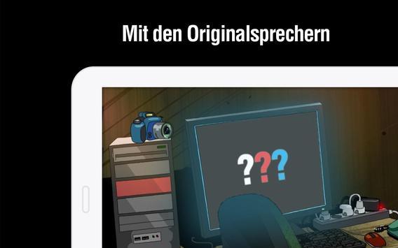 Die drei ??? und der Riesenkrake screenshot 6