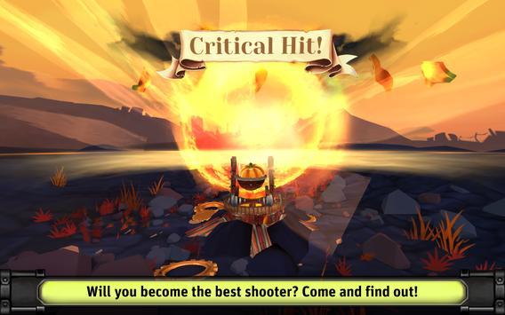 Steampumpkins: Catapult Action apk screenshot