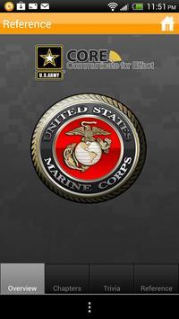 USMC Close Combat Manual FREE poster