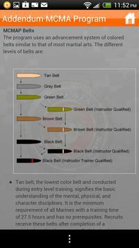 USMC Close Combat Manual FREE apk screenshot