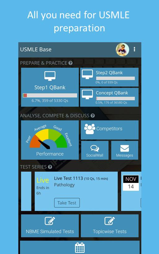 USMLE Base for Android - APK Download