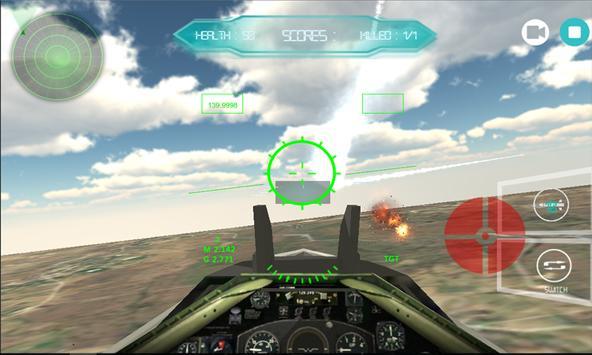 Modern Air Strike apk screenshot