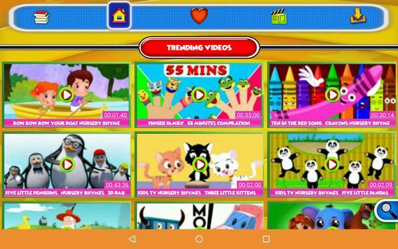 Kids ABC TV Nursery Rhymes screenshot 10