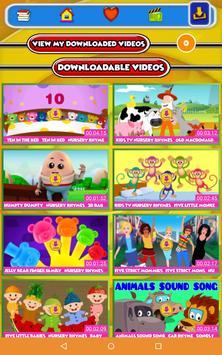 Kids ABC TV Nursery Rhymes screenshot 23