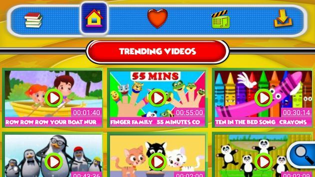Kids ABC TV Nursery Rhymes screenshot 2