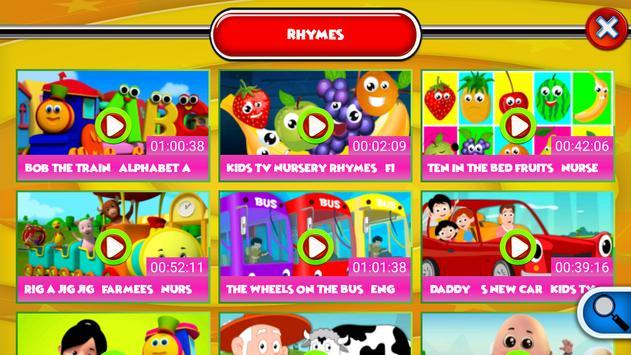 Kids ABC TV Nursery Rhymes screenshot 3