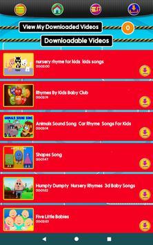 Nursery Rhymes World screenshot 12