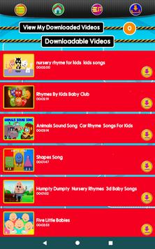 Nursery Rhymes World screenshot 12