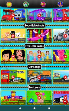 Nursery Rhymes World screenshot 17