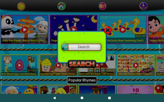 Nursery Rhymes World screenshot 14
