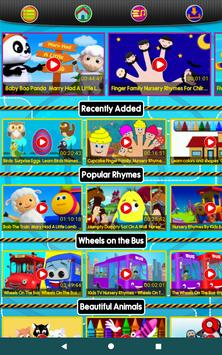 Nursery Rhymes World screenshot 16