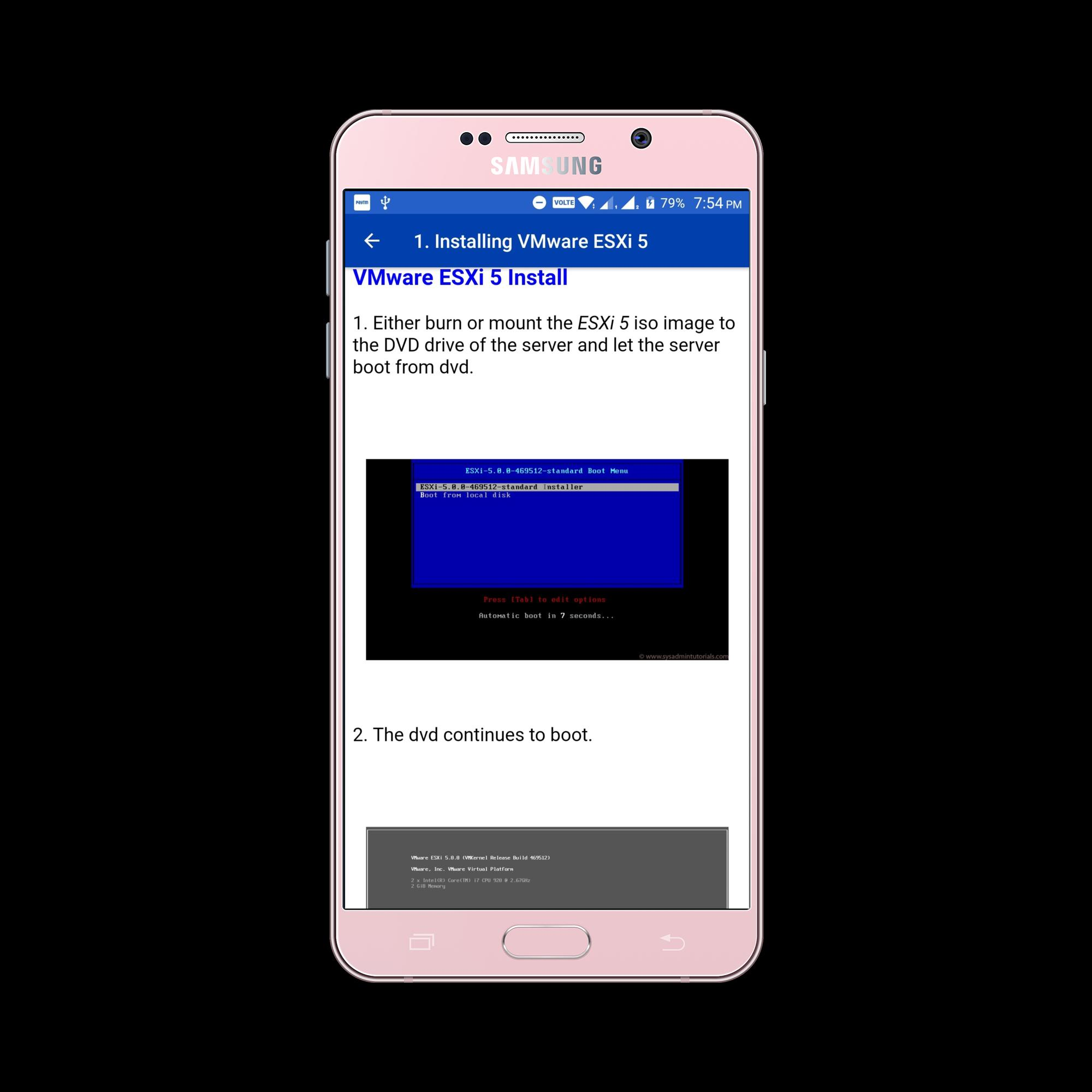 Learn VMware vSphere Administration for Android - APK Download