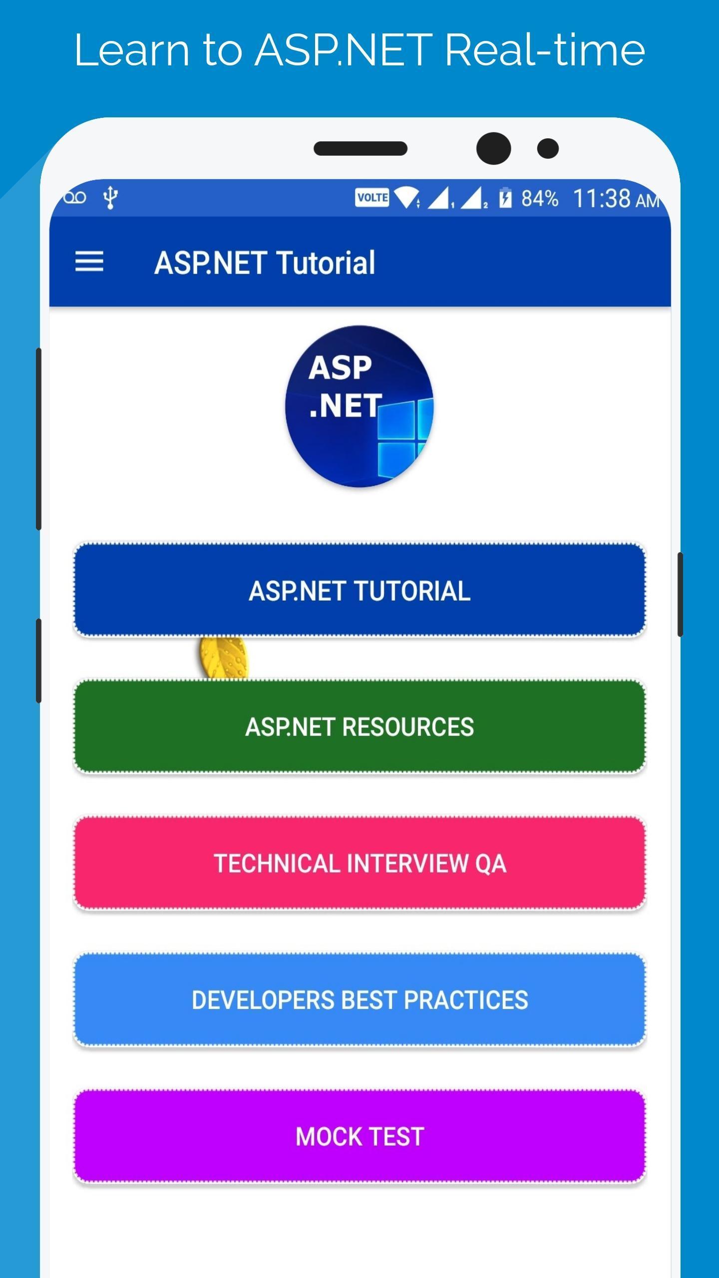 Tutorial: create an asp. Net mvc web app in c# using database first.