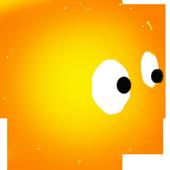 Fluffy run icon