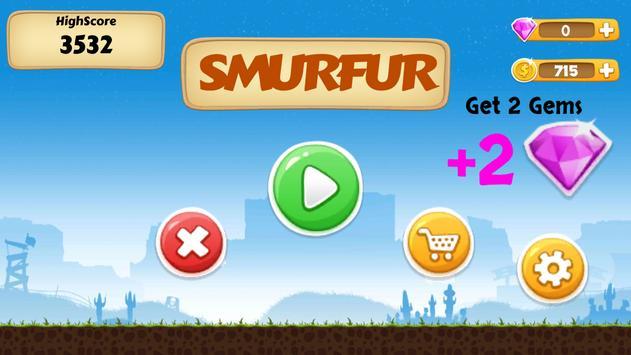 Fluffy run apk screenshot