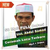 Ceramah Terbaru Mp3  Ustadz Abdul Somad LC.MA# icon
