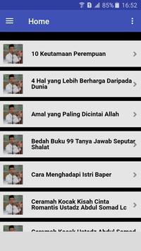 Ceramah Terbaru Mp3  Ustadz Abdul Somad LC.MA# screenshot 2