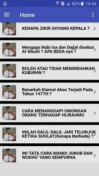 Ceramah Terbaru Mp3  Ustadz Abdul Somad LC.MA# screenshot 7