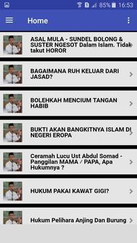 Ceramah Terbaru Mp3  Ustadz Abdul Somad LC.MA# screenshot 4