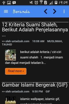 Media Islam Ustadzahku For Android Apk Download