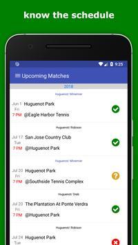 Tennis Snap screenshot 1