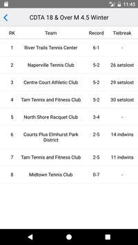 USA League Tennis apk screenshot