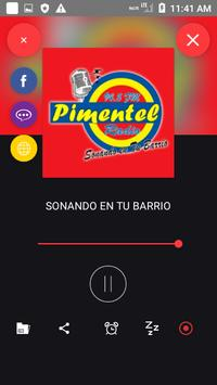 Pimental Radio screenshot 1
