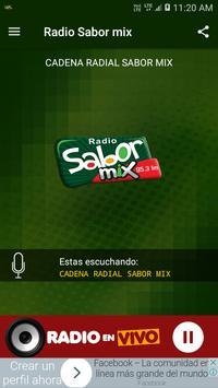 Radio Sabor Mix poster