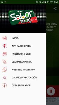 Radio Sabor Mix screenshot 1
