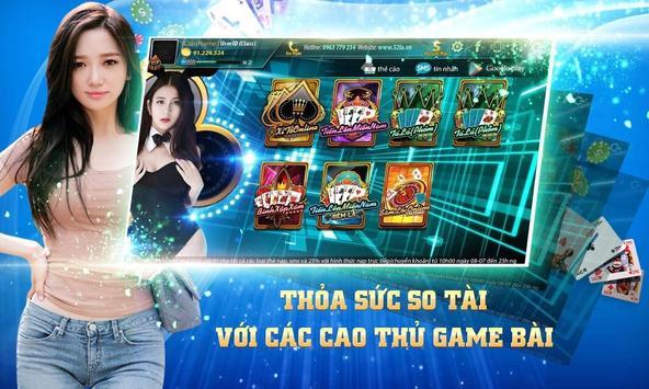 Game Danh Bai Doi Thuong 2016 poster