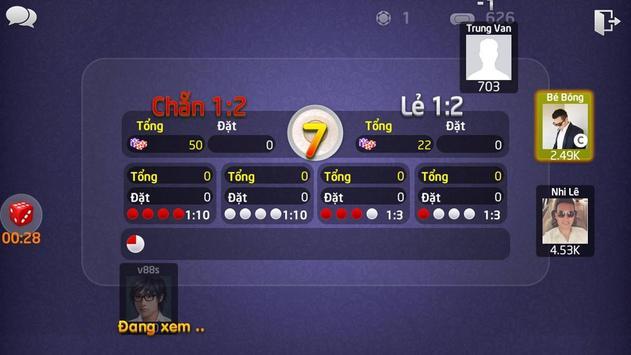 V88 - Đánh bài đổi thưởng screenshot 3