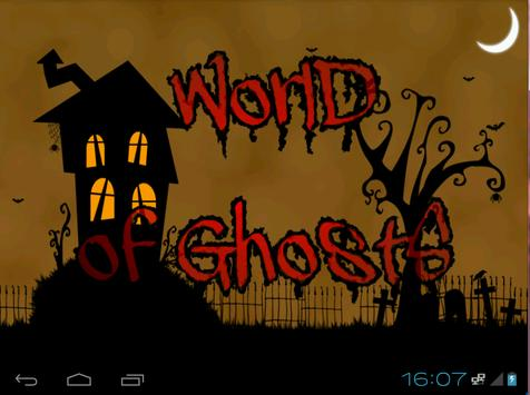 World of Ghosts poster