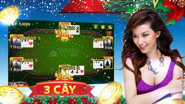 Game 3C Danh Bai Doi Thuong screenshot 2