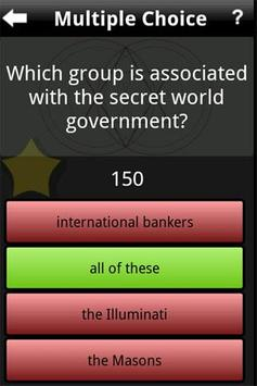 Conspiracy Theories 101 apk screenshot