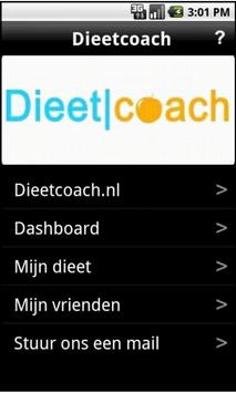Dieetcoach Beta-app apk screenshot