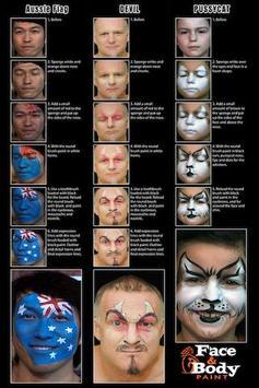 Derivan Face & Body poster